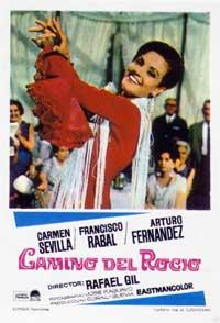 Camino del Rocio - 11 x 17 Movie Poster - Spanish Style A