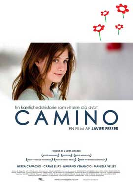 Camino - 11 x 17 Movie Poster - Danish Style A