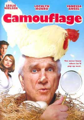 Camouflage - 11 x 17 Movie Poster - Style A