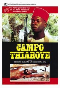 Camp at Thiaroye - 11 x 17 Movie Poster - Italian Style A