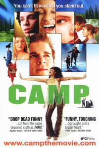 Camp - 11 x 17 Movie Poster - Style A