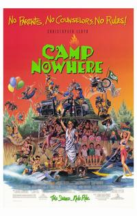 Camp Nowhere - 11 x 17 Movie Poster - Style A