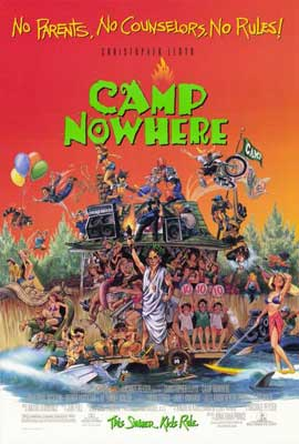 Camp Nowhere - 27 x 40 Movie Poster - Style A