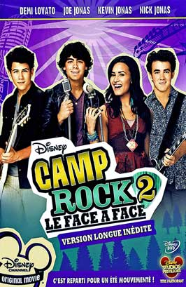 Camp Rock 2: The Final Jam - 11 x 17 Movie Poster - Style A
