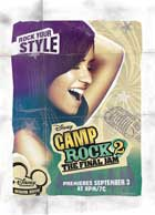 Camp Rock: The Final Jam (TV) - 27 x 40 Movie Poster - Style A