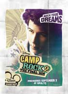 Camp Rock: The Final Jam (TV) - 27 x 40 Movie Poster - Style C