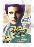 Camp Rock: The Final Jam (TV) - 11 x 17 Movie Poster - Style E