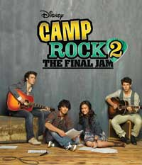 Camp Rock: The Final Jam (TV) - 11 x 17 Movie Poster - Style A