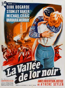 Campbell's Kingdom - 11 x 17 Movie Poster - French Style A