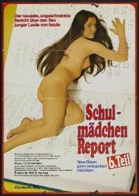 Campus Pussycats - 11 x 17 Movie Poster - German Style A
