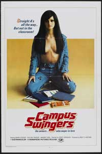 Campus Swingers - 11 x 17 Movie Poster - Style A