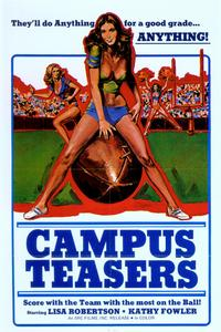 Campus Teasers - 43 x 62 Movie Poster - Bus Shelter Style A
