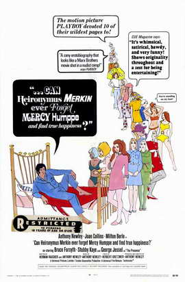 Can Heironymus Merkin Ever Forget Mercy Humppe and Find True Happiness - 11 x 17 Movie Poster - Style A