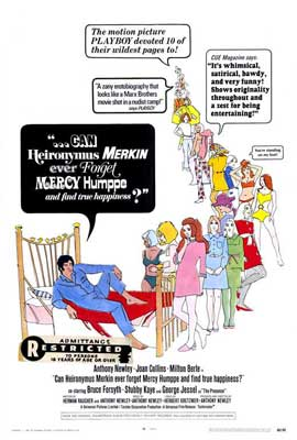 Can Heironymus Merkin Ever Forget Mercy Humppe and Find True Happiness - 27 x 40 Movie Poster - Style A