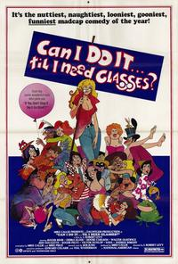 Can I Do It Til I Need Glasses - 11 x 17 Movie Poster - Style A