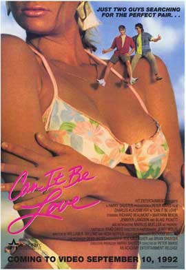 Can It Be Love - 27 x 40 Movie Poster - Style A