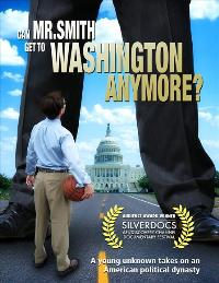 Can Mr. Smith Get to Washington Anymore? - 43 x 62 Movie Poster - Bus Shelter Style A