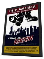 Canadian Bacon - 27 x 40 Movie Poster - Style A - in Deluxe Wood Frame