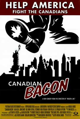 Canadian Bacon - 11 x 17 Movie Poster - Style A