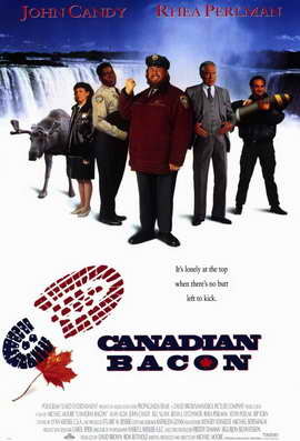 Canadian Bacon - 11 x 17 Movie Poster - Style B