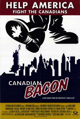 Canadian Bacon - 27 x 40 Movie Poster - Style A