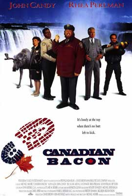 Canadian Bacon - 27 x 40 Movie Poster - Style B