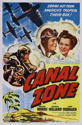 Canal Zone - 11 x 17 Movie Poster - Style A