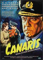 Canaris: Master Spy - 27 x 40 Movie Poster - German Style A