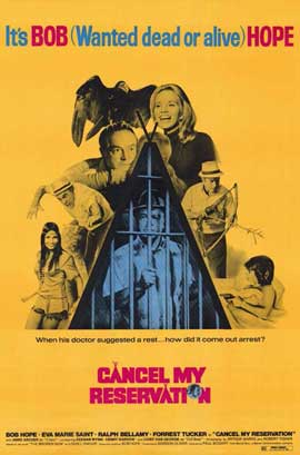 Cancel My Reservation - 11 x 17 Movie Poster - Style A