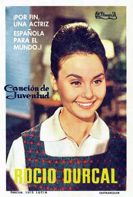 Canci�n de juventud - 27 x 40 Movie Poster - Spanish Style A