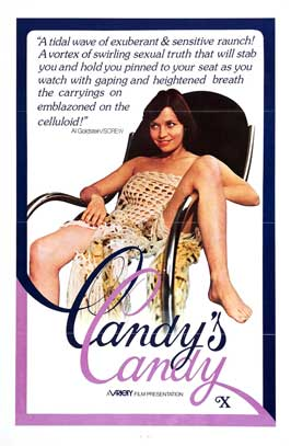 Candice Candy - 11 x 17 Movie Poster - Style A