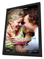 Candy - 27 x 40 Movie Poster - Style A - in Deluxe Wood Frame
