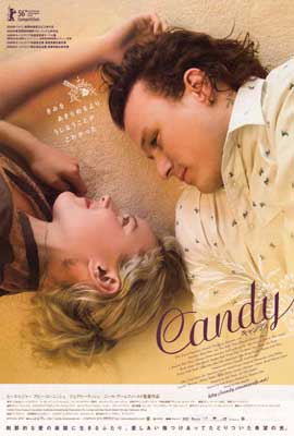 Candy - 27 x 40 Movie Poster - Japanese Style A