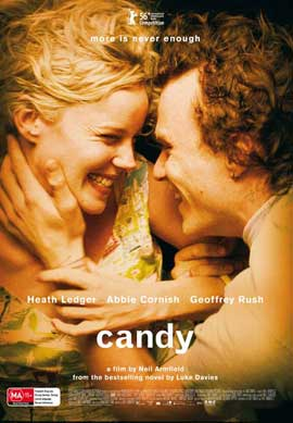 Candy - 27 x 40 Movie Poster - Australian Style A