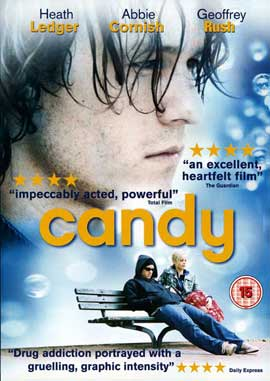 Candy - 11 x 17 Movie Poster - UK Style A
