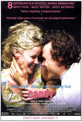Candy - 27 x 40 Movie Poster - Style D
