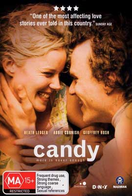 Candy - 27 x 40 Movie Poster - Australian Style B