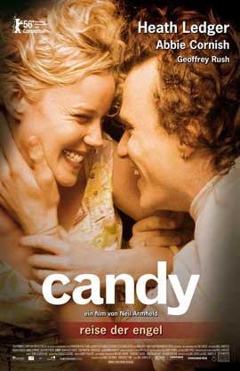 Candy - 11 x 17 Movie Poster - German Style A