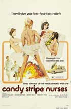 Candy Stripe Nurses - 27 x 40 Movie Poster - Style A