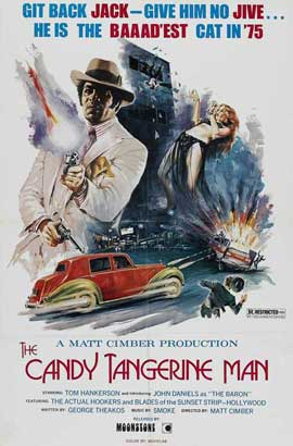 Candy Tangerine Man - 11 x 17 Movie Poster - Style A
