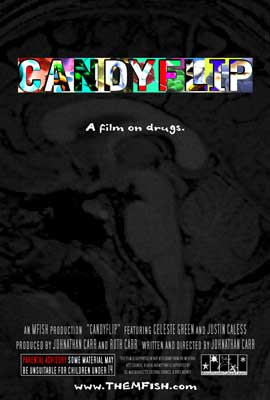 Candyflip - 43 x 62 Movie Poster - Bus Shelter Style A