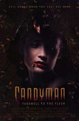 Candyman 2: Farewell to the Flesh - 11 x 17 Movie Poster - Style A