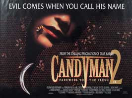 Candyman 2: Farewell to the Flesh - 11 x 17 Movie Poster - UK Style A