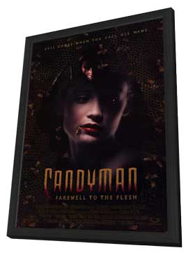 Candyman 2: Farewell to the Flesh - 11 x 17 Movie Poster - Style A - in Deluxe Wood Frame