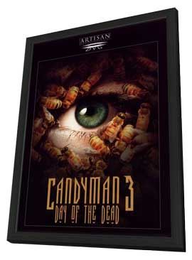 Candyman: Day of the Dead - 11 x 17 Movie Poster - Style A - in Deluxe Wood Frame