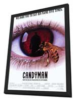 Candyman - 11 x 17 Movie Poster - Style A - in Deluxe Wood Frame