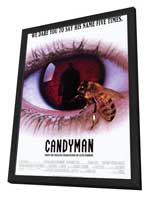 Candyman - 27 x 40 Movie Poster - Style A - in Deluxe Wood Frame