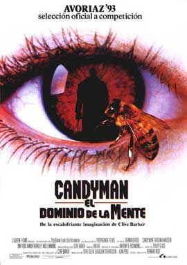 Candyman - 11 x 17 Movie Poster - Spanish Style A