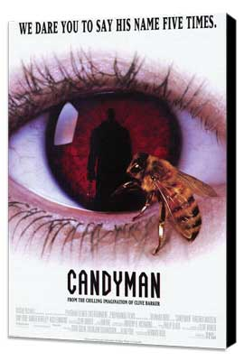 Candyman - 27 x 40 Movie Poster - Style A - Museum Wrapped Canvas