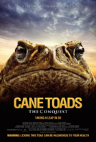 Cane Toads: The Conquest - 11 x 17 Movie Poster - Style A